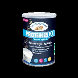Boisson Vegan Protéinée PROTEINES 10